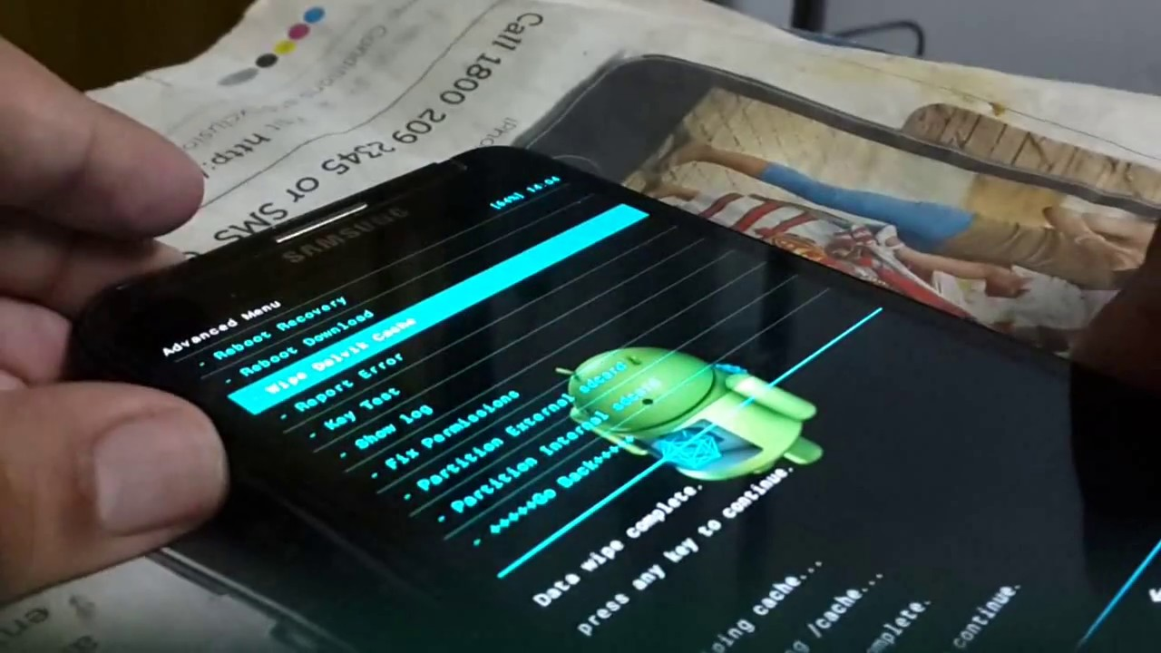 How to install android lollipop on Galaxy Note 1 N7000