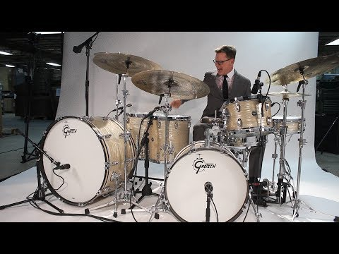 """Stanton Moore says """"Brooklyn is That Great Gretsch Sound"""""""