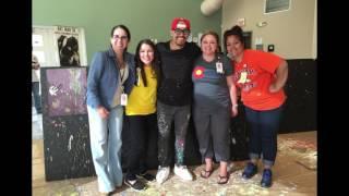 Health & Art at Sunrise Community Health!