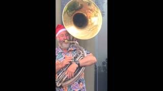 The Jazz Santas - Santa Claus is Coming To Town