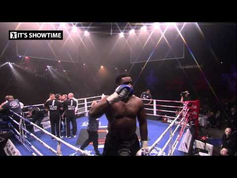 FIGHT: MASSIVE KO - Errol Zimmerman vs Rico Verhoeven - IT'S SHOWTIME 55