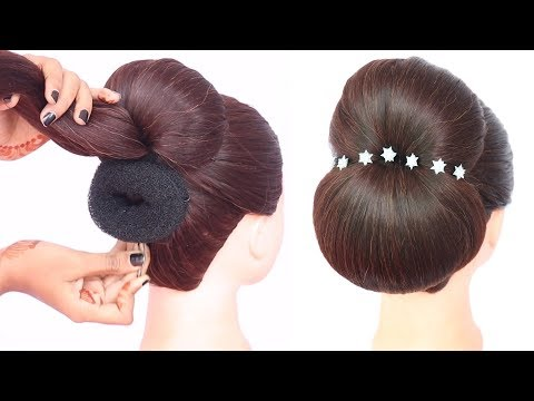 new-juda-hairstyle-||-easy-hairstyles-||-prom-hairstyles-||-bun-hairstyles-||-simple-hairstyles