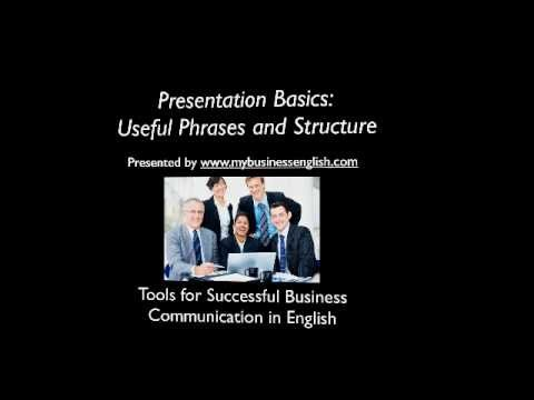 closing a presentation phrases