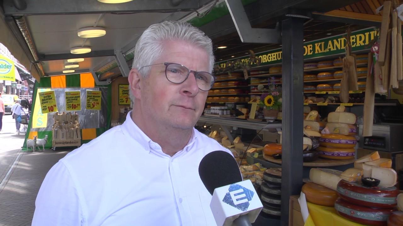 7c0c4c82212 Winkeliers dagmarkt Enschede kopen hun eigen kramen | Enschede | tubantia.nl