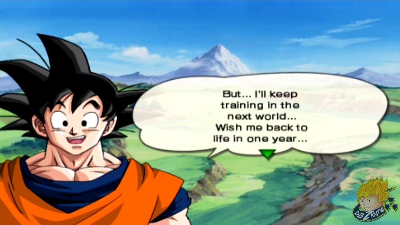 Kid Goku Dragon Ball Z Budokai Tenkaichi