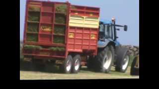 Farming in Braid Valley in Northern Ireland on Friday 25th May 2012