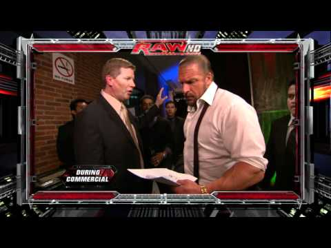 WWE Monday Night Raw - Monday, October 17 2011