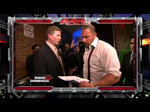 WWE Monday Night Raw - Monday, October 17 2011