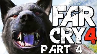 Far Cry 4 Walkthrough Gameplay Part 4 - Wolves Den - Campaign Mission 4 (Xbox One)