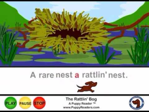 Rattlin Bog (Bog Down in the Valley-o)