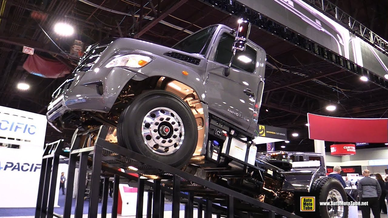 2020 Hino XL8 Day Cab Demo Truck – Walkaround Tour