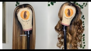 How to do ASH BLONDE PATCH w/ HIGHLIGHTS and low lights   VERY DETAILED  **highly requested**