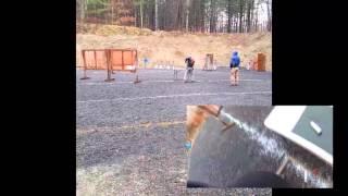 Walls of Steel 3 gun at Wallum Lake Rod and Gun April 2 2016 Stage 2