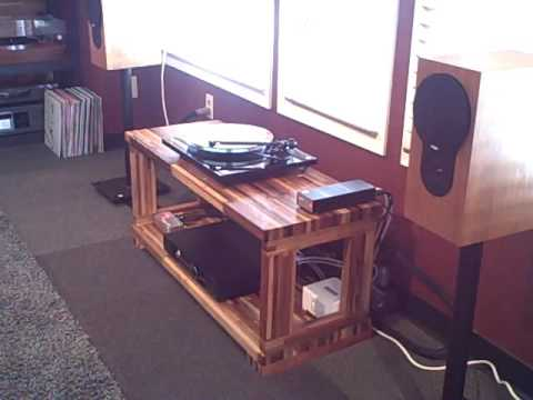 Gig Harbor Audio Sweet Rega System