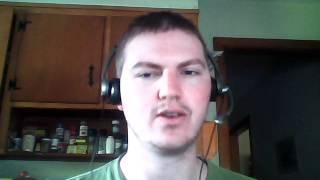 40warrior Update 6/17/12...on a webcam?!
