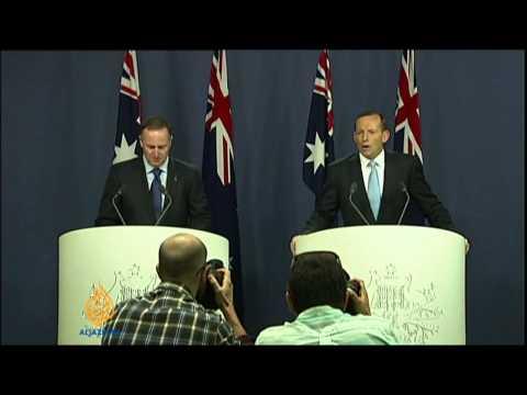 Australian PM defends asylum-seeker policy