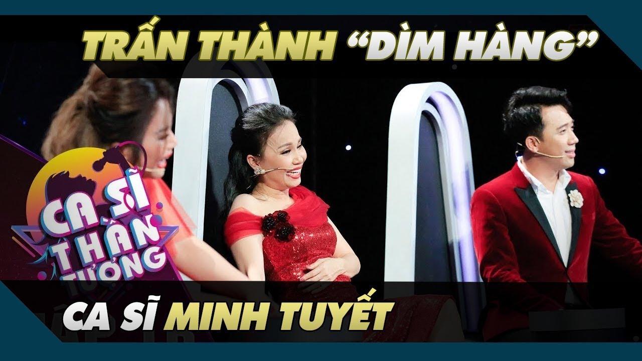 Trấn Thành DÌM HÀNG Minh Tuyết khi tiết lộ thói quen 'xấu' của nữ ca sĩ – Ca Sĩ Thần Tượng Tập #16