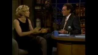 Tea Leoni on Letterman (1996)