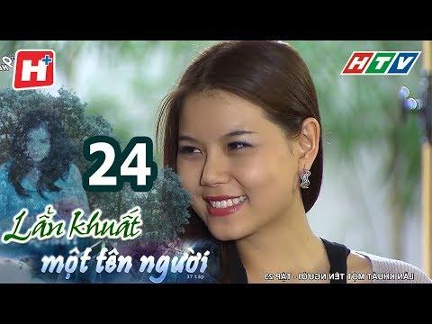 Lẩn Khuất Một Tên Người – Tập 24   Phim Tâm Lý Việt Nam Hay Nhất 2017