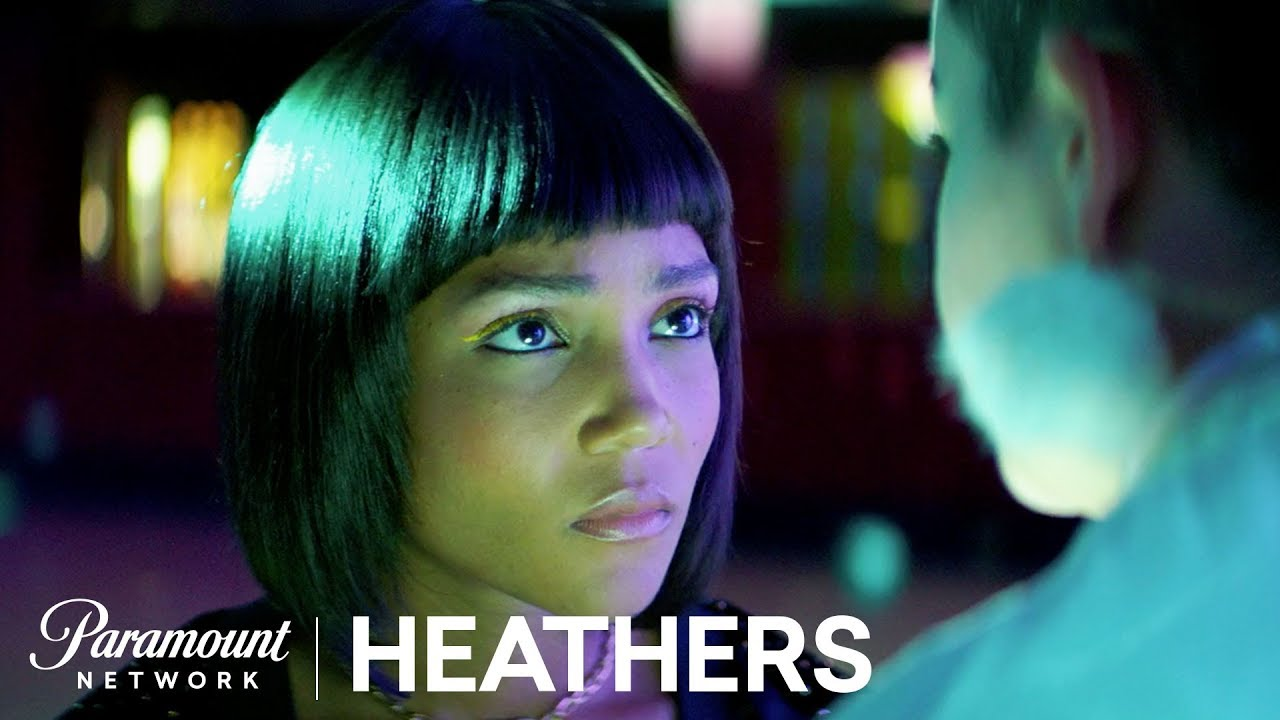 Download 'Heather McNamara at the Roller Rink' Official Preview   Heathers   Paramount Network