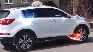 Заказ  автомобиля на свадьбу с водителем  в Нижнем Новгороде.