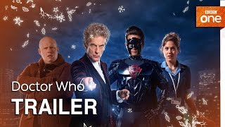 The Return of Doctor Mysterio: Official TV Trailer - Doctor Who Christmas Special 2016 | BBC One