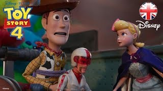 TOY STORY 4 | NEW Trailer  - PLAYTIME | Official Disney Pixar UK