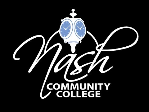 Nash Community College Associate Degree Nursing Class of 2017 Pinning Ceremony