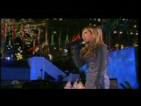 Ashley Tisdale - Suddenly (Live Rockefeller Center 2007)