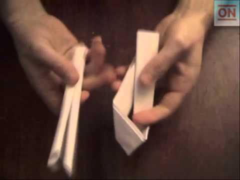Как сделать пистолет из бумаги
