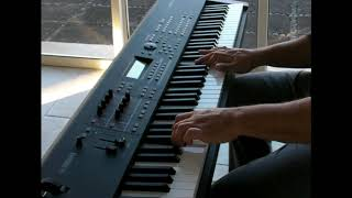 Kissing a fool - George Michael Cover - Piano Solo