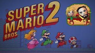 DOKI DOKI BROS - #1 - Super Mario Bros. 2 (NES Mini)