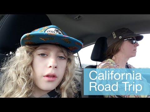 Family Travel Southern California Road Trip Ideas