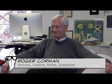 Roger Corman Interview - Nerds of a Feather, Flock Together