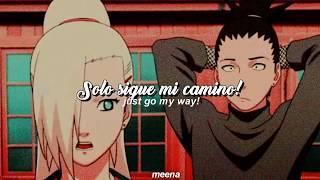 Go (Fighting Dreamers) OP.4 | Subtitulado Al Español. | Naruto.
