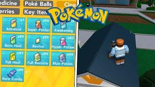 WIE KOSTENLOS SELTENE CANDIES!! - Roblox - Pokemon Ziegel Bronze