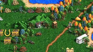 Grass Theme - Heroes of Might and Magic 2 Soundtrack