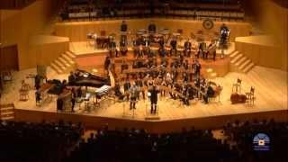 John Mackey soprano saxophone concerto. 5th mov