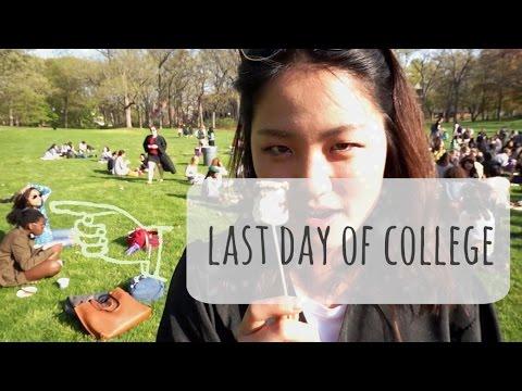 [Wellesley] Last Day of College!