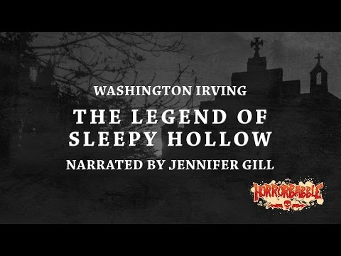 a report on the legend of sleepy hollow a short story of speculative fiction by washington irving
