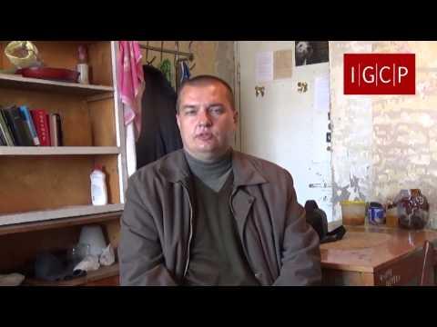 Плен в холодильной камере (Война в Донбасе. Прямая речь)