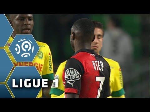 Stade Rennais FC - FC Nantes (0-0)  - Résumé - (SRFC - FCN) / 2014-15