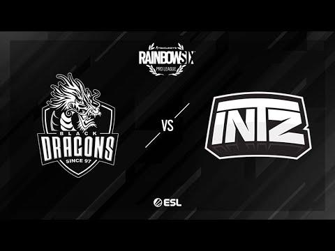 Black Dragons e-Sports vs INTZ eSports Club vod