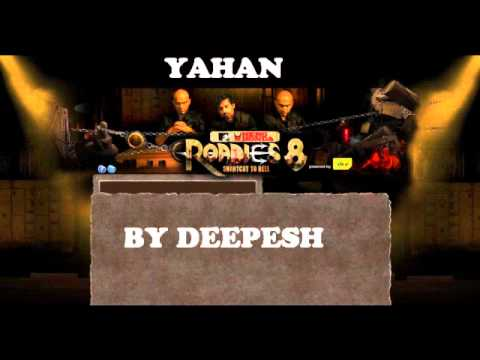 ROADIES 8 THEME SONG YAHAN - BY DEEPESH.wmv