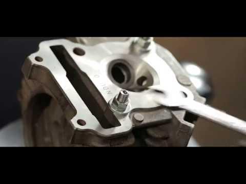 SRU - วิธีการใช้งาน EURO2 (How to use Valve Seat Cutting Machine EURO2)