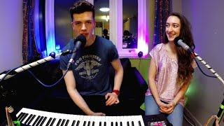 Afire Love (Ed Sheeran) Cover by Matt Rhodes & Ellii Olivia