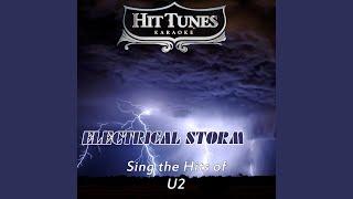 Electrical Storm (Originally Performed By U2) (Karaoke Version)