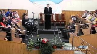 Moise Lucaci - Înălţarea Domnului Isus la cer - Fapt. Ap. 1 v3-11 - www.predic.ro