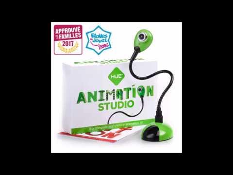 Presentation le studio d'animation HUE pour enfants