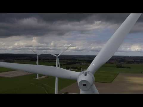 Lagerwey Turbine Care | Full Service Concept